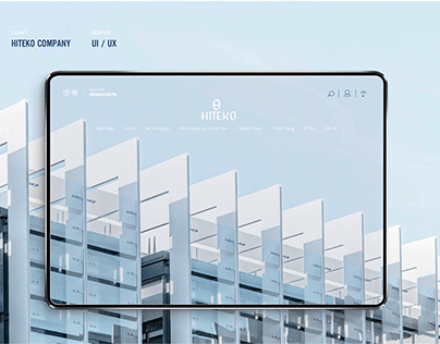 HITEKO - Construction UX/UI
