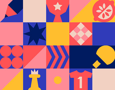 Winners Games | redesign
