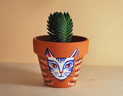 Cats'n'plants