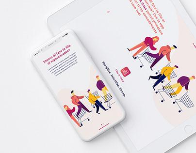 Fila A Casa - Mobile App