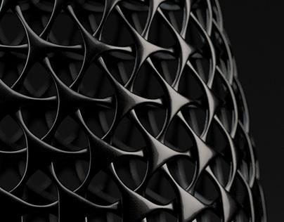 3D Parametric Pattern Design #1