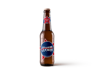 American Cream Soda Logo Rebrand