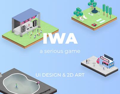 IWA - Game UI & Assets
