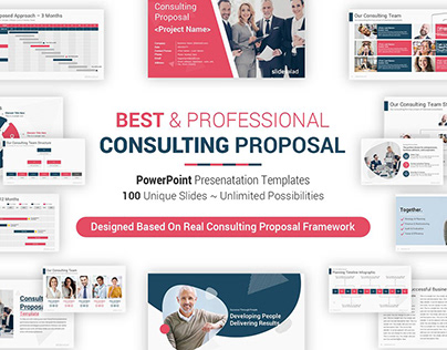 Consulting Proposal PowerPoint