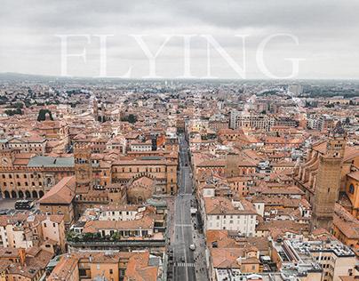 Flying Bologna