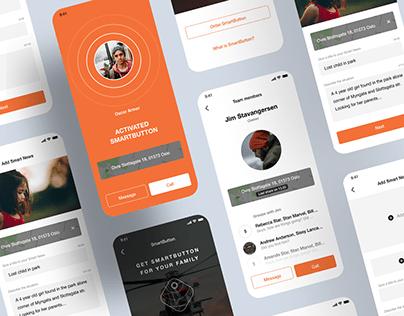 SmartHelp - an emergency service app