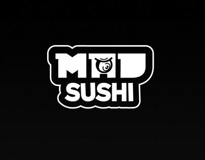 Logo de MadSushi