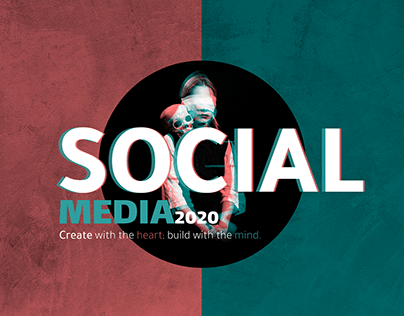Social media designs - Collection Vol.1