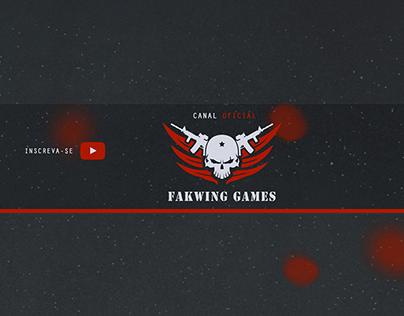 Youtube - capa - fawking games