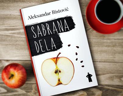 Book cover design for Cultural Centre Novi Sad