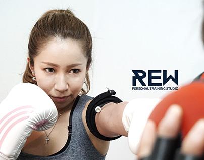 REW - branding project