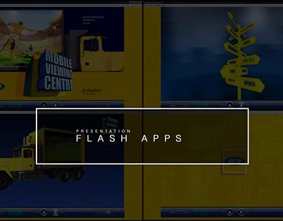 My Flash Presentations