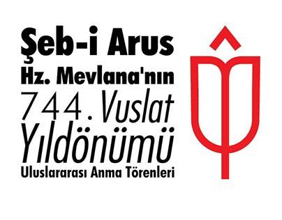 744th. Şeb-i Arus Mevlana -Commemorate Cerenomy