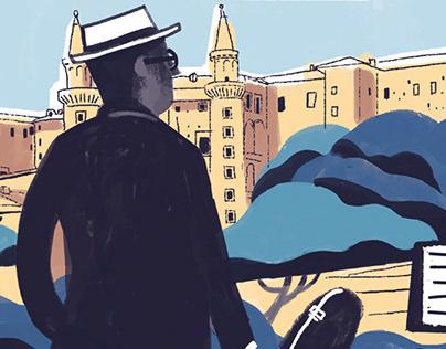 Urbino plays jazz 2018