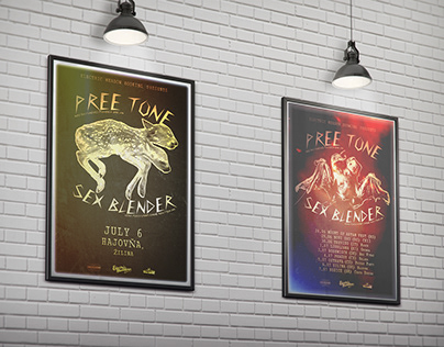 PreeTone + Sex Blender tour 2019