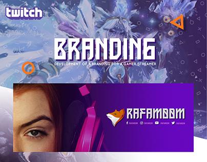Twitch Streamer Branding