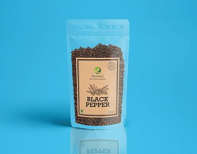 Aromary - Branding
