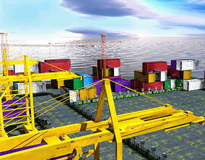 3D Seaport