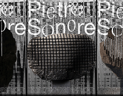 Pietre Sonore Posters