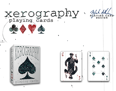 Xerography Playing Cards