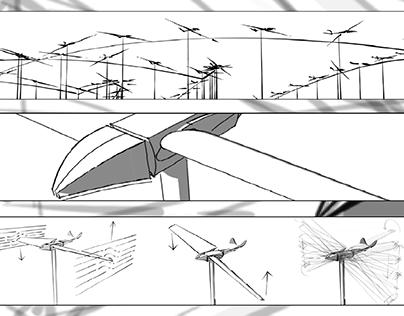 Waterbirds: Re-thinking Wind Power