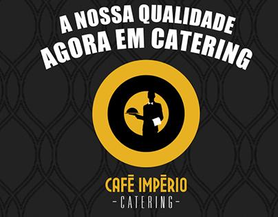 Café Império- Lançamento Catering