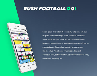 Rush Football Go!