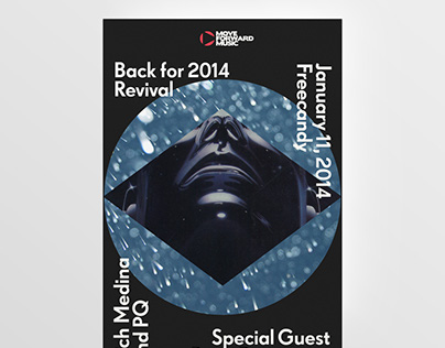 Move Forward Music - Revival Poster Series