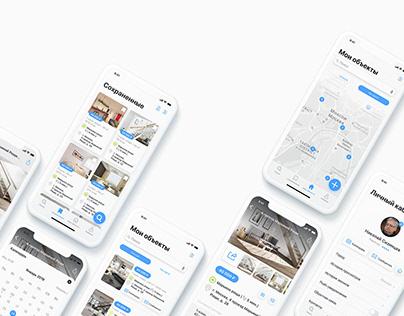 MyRealty. UI/UX Design