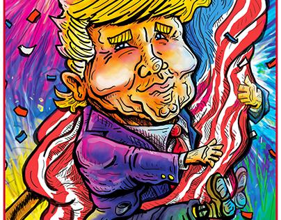 Trumptastic American Love