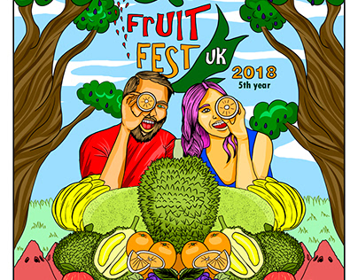 UK FRUIT FEST 2018