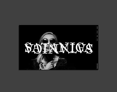 Satanica Clothing Homepage