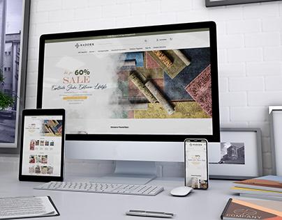 Teppich WebSite