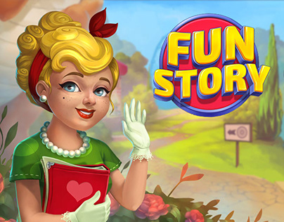 3D Characters - Fun Story/Matchland