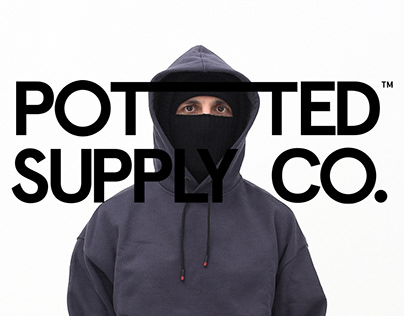 Potted Supply Co. Streetwear