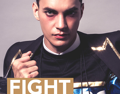 """PLOY EDIT: """"Fight Club"""" (Art Direction/Photography)"""