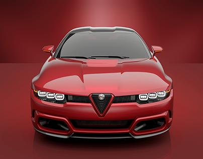 Alfa Romeo SZ2