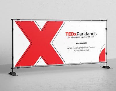 TEDx Parklands Branding