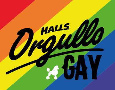 HALLS ORGULLO GAY