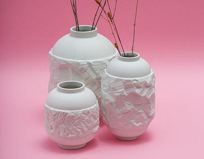 Rocky Vase