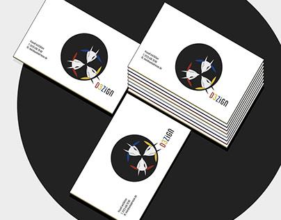 Bauhaus inspired Brand Identity – 2