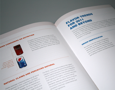Beverage Report Booklet