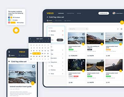 VIEGO | Media Platform