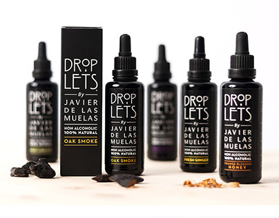 Product Photography: Droplets by Javier de Las Muelas