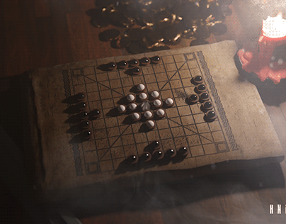 HNEFATAFL - Rules of game