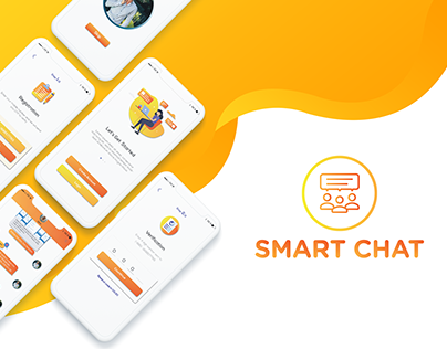 Smart Chat - Iphone Ui Project