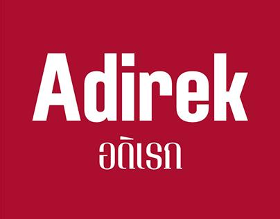 Adirek