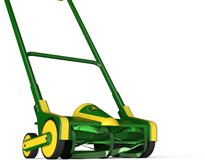 Reel Power (Versatile Lawn Care System)