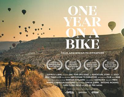 One Year on a Bike (movie)