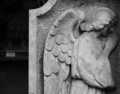 En el cementerio de Sarrià Parte 2